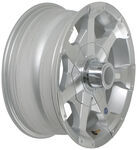 "Americana Aluminum Hi-Spec Series 6 Trailer Wheel - 16"" x 7"" Rim - 6 on 5-1/2"
