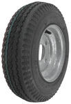 "Kenda 4.80/4.00-8 Bias Trailer Tire with 8"" Galvanized Wheel - 4 on 4 - Load Range C"