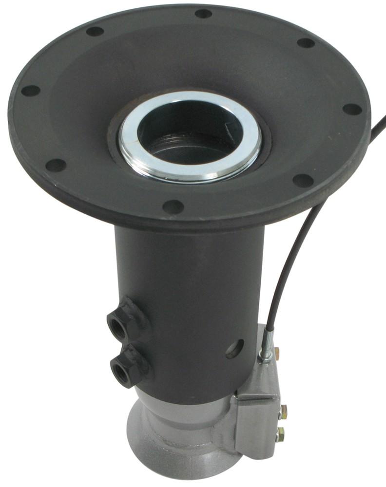 Gooseneck Hitch Coupler : Ranch hitch universal th wheel to gooseneck coupler