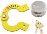 Andersen 5th Wheel Trailer King-Pin Lock