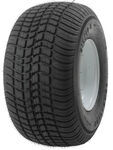 "Kenda 215/60-8 Bias Trailer Tire with 8"" White Wheel - 5 on 4-1/2 - Load Range C"