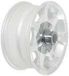 Americana Trailer Wheel Center Cap - Plastic
