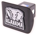 "Alabama Chrome Mascot Emblem 2"" Hitch Cover"