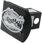 "Florida Chrome Mascot Emblem 2"" Hitch Cover"