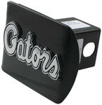 "Florida Gators Chrome Logo Emblem 2"" Hitch Cover"