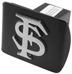 "Florida State University Chrome Logo Emblem 2"" Hitch Cover"