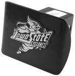 "Iowa State University Chrome Mascot Emblem 2"" Hitch Cover"