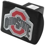 "Ohio State University Color Logo Emblem 2"" Hitch Cover"