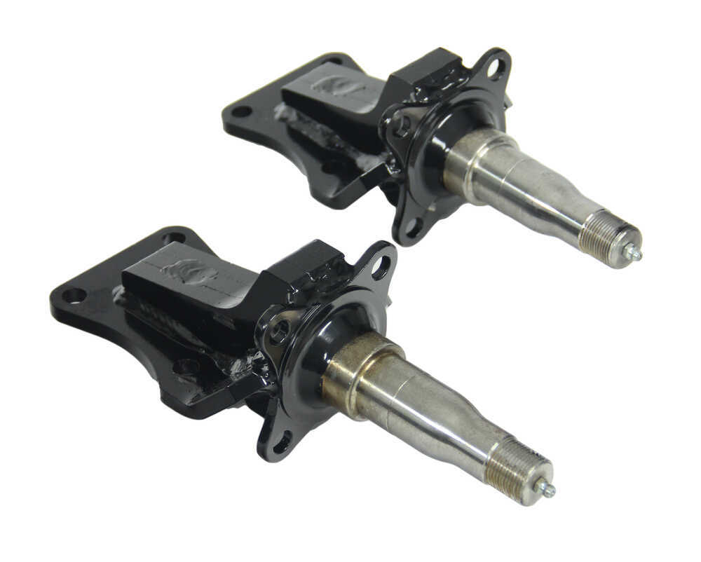 Timbren Axle Less Trailer Suspension System Straight