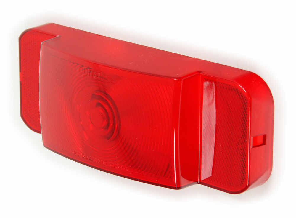Trailer Tail Light Lens : Replacement lens for rvstl tail light optronics
