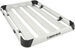 "Rhino-Rack Alloy Tray Roof Cargo Carrier - 4 Planks - 59"" Long x 40"" Wide"