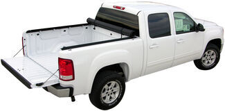 Rolled up Access Limited tonneau