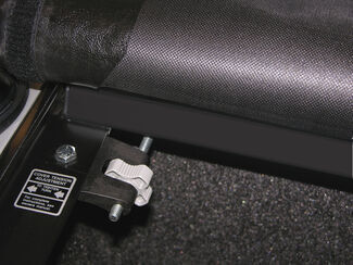 XT Dial tension adjuster for Access Limited tonneau cover