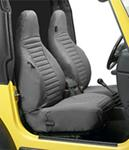 Bestop 1998 Jeep Wrangler Seat Covers