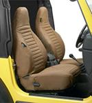 Bestop 2002 Jeep TJ Seat Covers