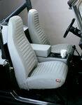 Bestop 1980 Jeep CJ-7 Seat Covers