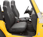 Bestop 2006 Jeep TJ Seat Covers