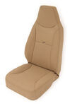 Bestop TrailMax II Fixed High Back - Vinyl Front Seat - Spice
