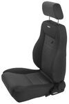 Bestop TrailMax II Pro - Fabric Front Driver Seat - Black Denim
