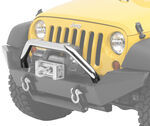Bestop 2008 Jeep Wrangler Grille Guards