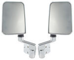 Bestop Replacement Mirror for Jeep Wrangler 1986-2006 - Chrome