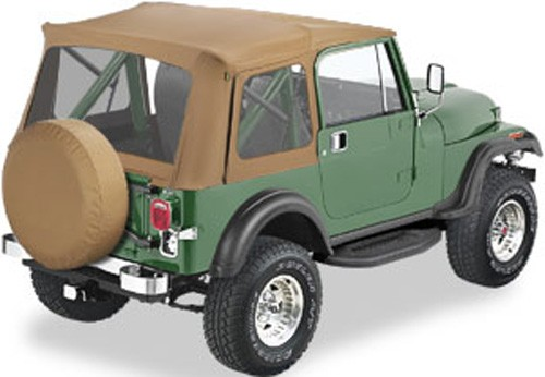 Jeep CJ-7, 1977 Jeep Tops Bestop B5159937