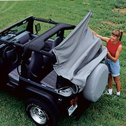 Bestop Sunrider Soft Top With Fold Back Sunroof For Jeep