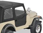 Bestop 1978 Jeep CJ-7 Jeep Doors