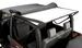 Bestop Headliner for Jeep Wrangler TJ 1997-2006 - Black
