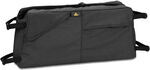 Bestop RoughRider Rectangle Saddle Bag for Jeep Roll Bars, 2007+  Black Diamond