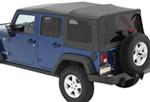 Bestop 2007 Jeep Wrangler Unlimited Jeep Tops