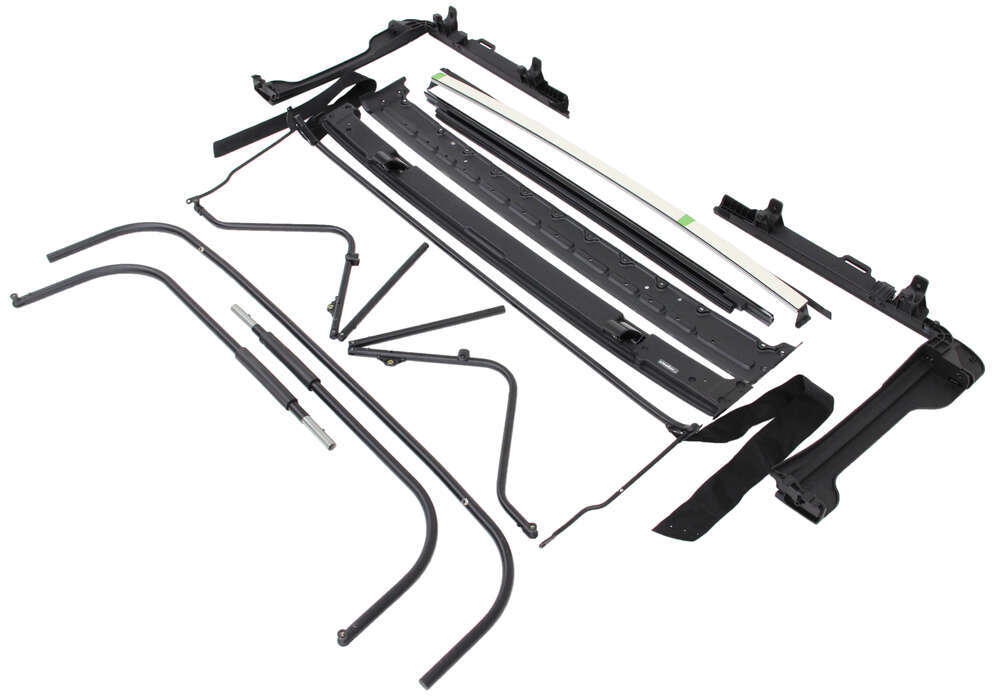 Bestop Replacement Factory Style Bow Hardware Kit For Jeep