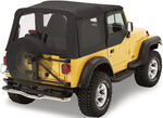 Bestop 1998 Jeep TJ Jeep Spare Tire Carrier