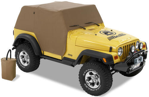 2002 TJ by Jeep Custom Covers Bestop B8103737