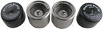 Bearing Buddy Bearing Protectors - Model 1781SS - Stainless Steel (Pair)