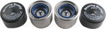 Bearing Buddy Bearing Protectors - Model 1980A-SS w/ Auto Check - Stainless Steel (Pair)
