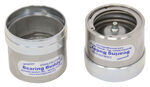 Bearing Buddy Bearing Protectors - Model 2441SS - Stainless Steel (Pair)