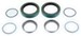 Spindle Grease Seal Set for LM29749 Inner Bearing and 1.980 Bearing Buddy