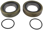 Spindle Grease Seal Set for L44649 Inner Bearing and 1.980 Bearing Buddy