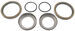 Spindle Grease Seal Set for LM67048 Inner Bearing and 1.781 Bearing Buddy