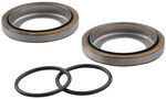 Spindle Grease Seal Set for LM67048 Inner Bearing and 2.328 Bearing Buddy