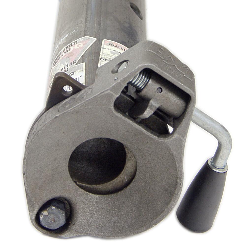 Gooseneck Hitch Coupler : Bulldog bx gooseneck coupler adjustable height round