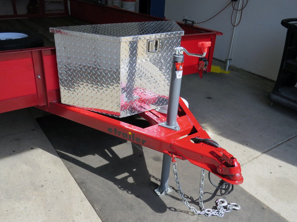 bulldog trailers bulldog round a frame jack topwind 15 quot lift 2 000 1701