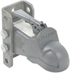 "Bulldog Cast Head Coupler w/ Wedge Latch - 2-5/16"" Ball - 3-Position Channel - 14,000 lbs"