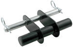"Boone Dock - Dock Block Bike Rack Storage - 2"" Hitch Accessories"