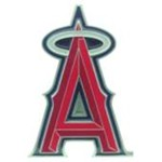 Anaheim Angels MLB Trailer Hitch Cover