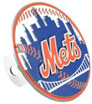 New York Mets MLB Trailer Hitch Cover