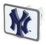 New York Yankees 3-D MLB Trailer Hitch Receiver Cover