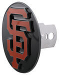 San Francisco Giants MLB Trailer Hitch Receiver Cover