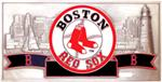 Boston Red Sox MLB Sport Plate - 3D License Plate